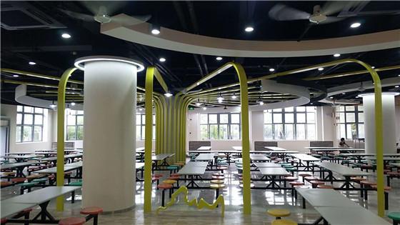 商业会计学院食堂